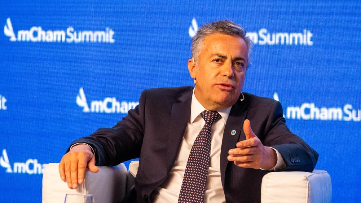 Gobernador Cornejo: propuso enterrar Cambiemos y puso en dudas la candidatura de Macri