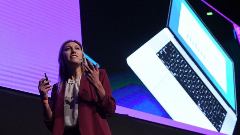 Agustina Fainguersch, cofundadora y CEO de Wolox (Maximiliano Luna)