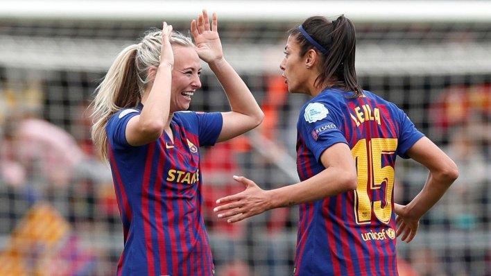 Barcelona quiere dar el golpe en la final (Reuters)