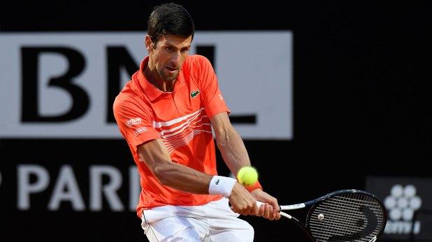 Djokovic enfrentará a Nadal en la final (Reuters)