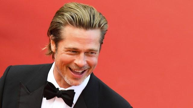 """Tras un largo tiempo fuera de los flashes de los paparazzi, Brad Pitt volvió a lo grande en el Festival de Cannes con la presentación de """"""""Once Upon A Time In Hollywood"""" junto a Quentin Tarantino y Leonardo DiCaprio"""