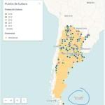 Polemica Por Un Mapa De La Web Oficial De La Secretaria De Cultura Que Llamo Falkland A Las Islas Malvinas Infobae