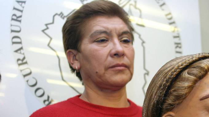 """La Mataviejitas"""" reveló desde prisión el momento que marcó su vida ..."""