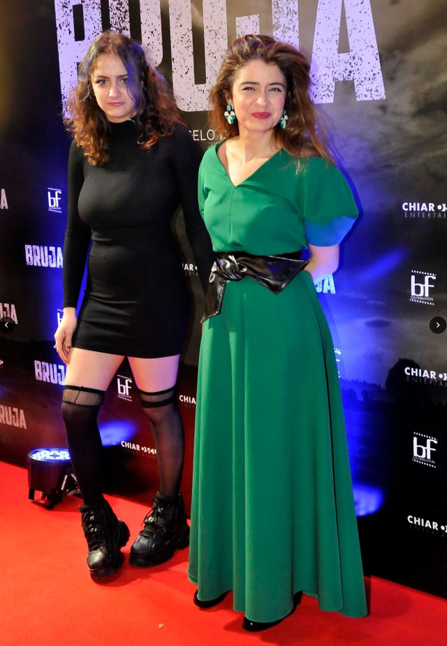 Miranda y Érica