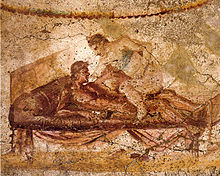 Pompei-Lupanar Brothel