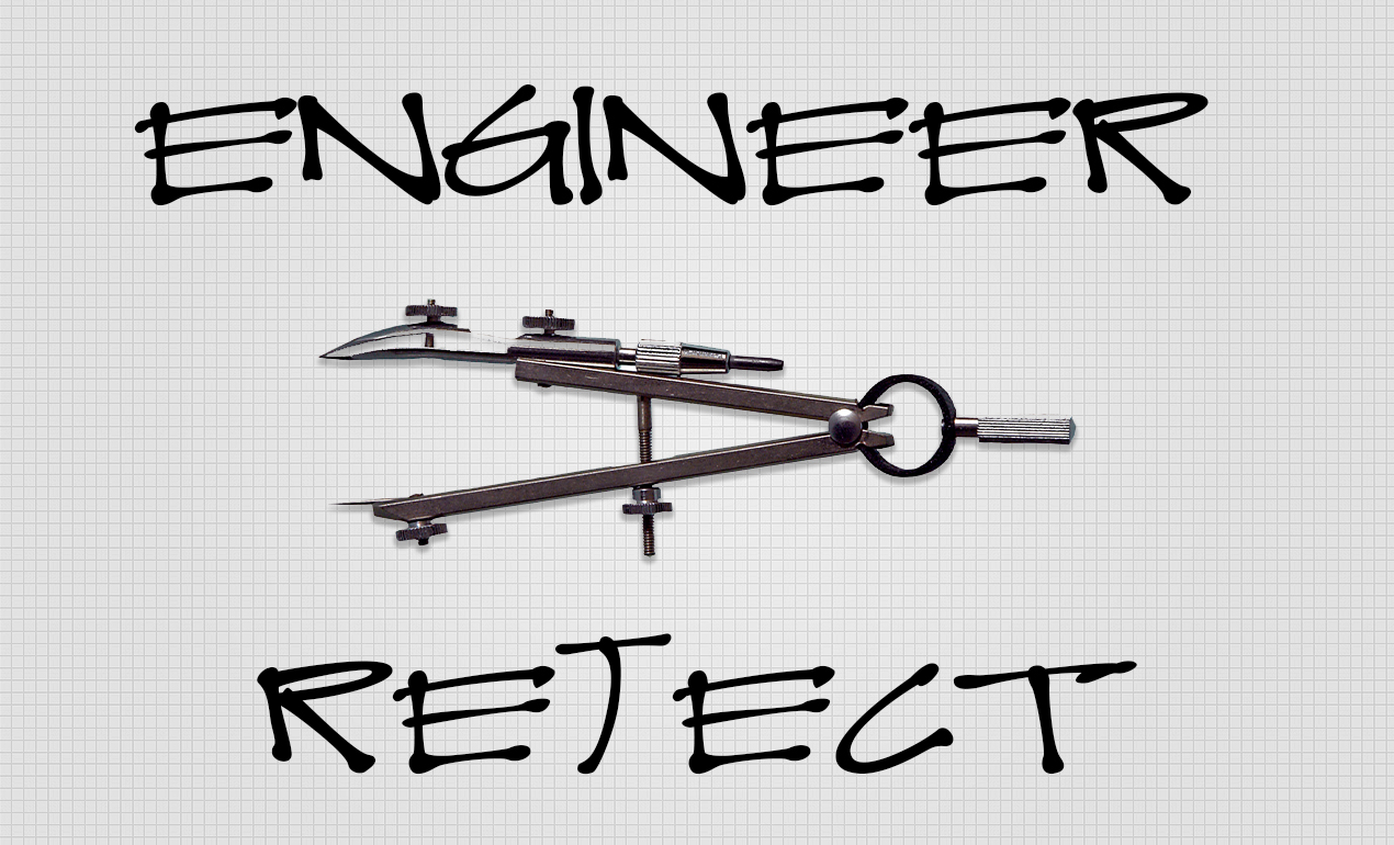 Engineer Reject Handwriting Font By Go Media S Arsenal