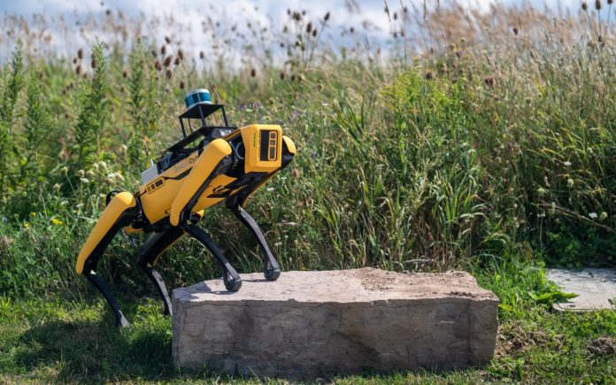 Clearpath Robotics Releases ROS Package for Boston Dynamics' Spot Robot