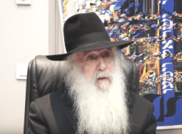 Rabbi David Pinto.