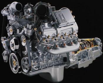 6 0l power stroke diesel servicing