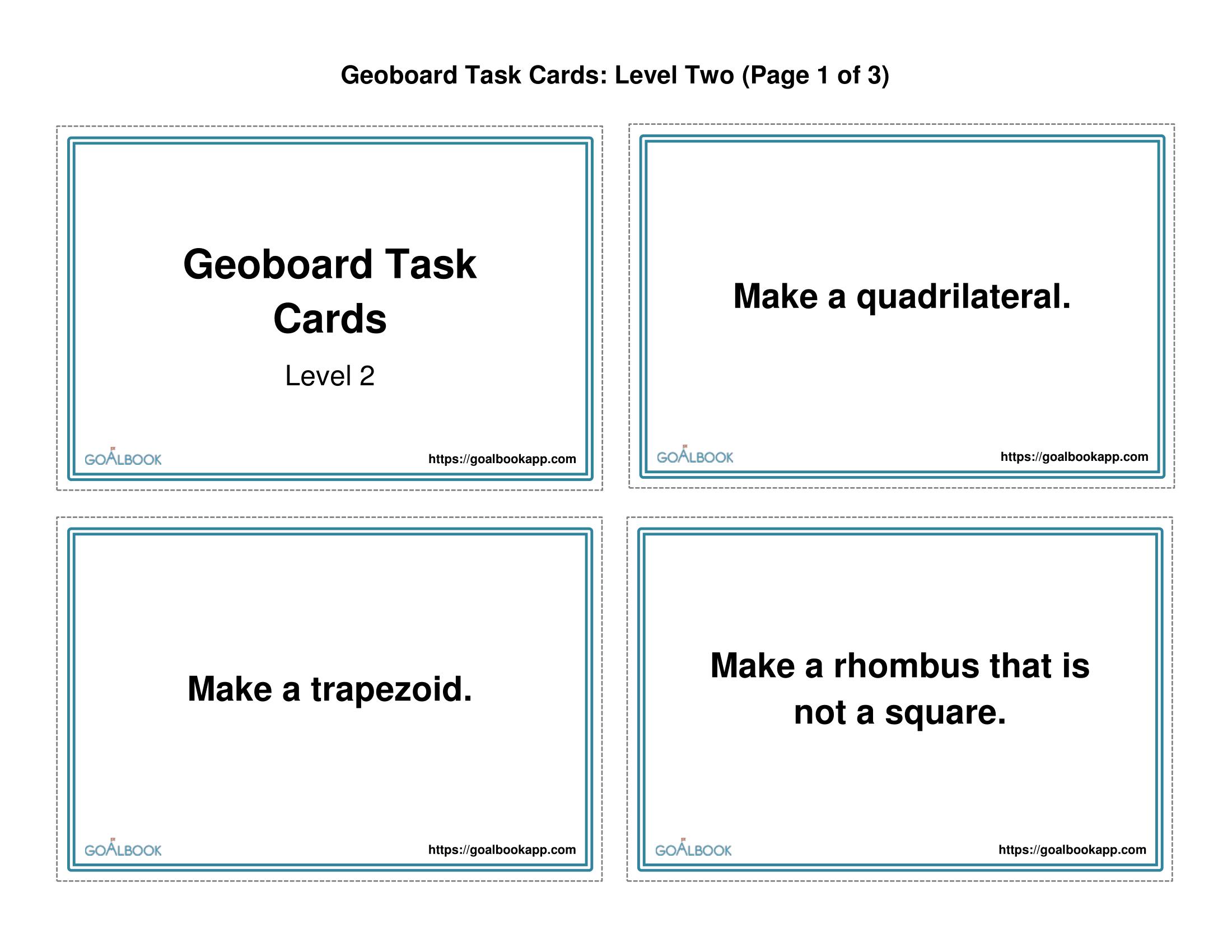 Quadrilateral Worksheet Grade 3
