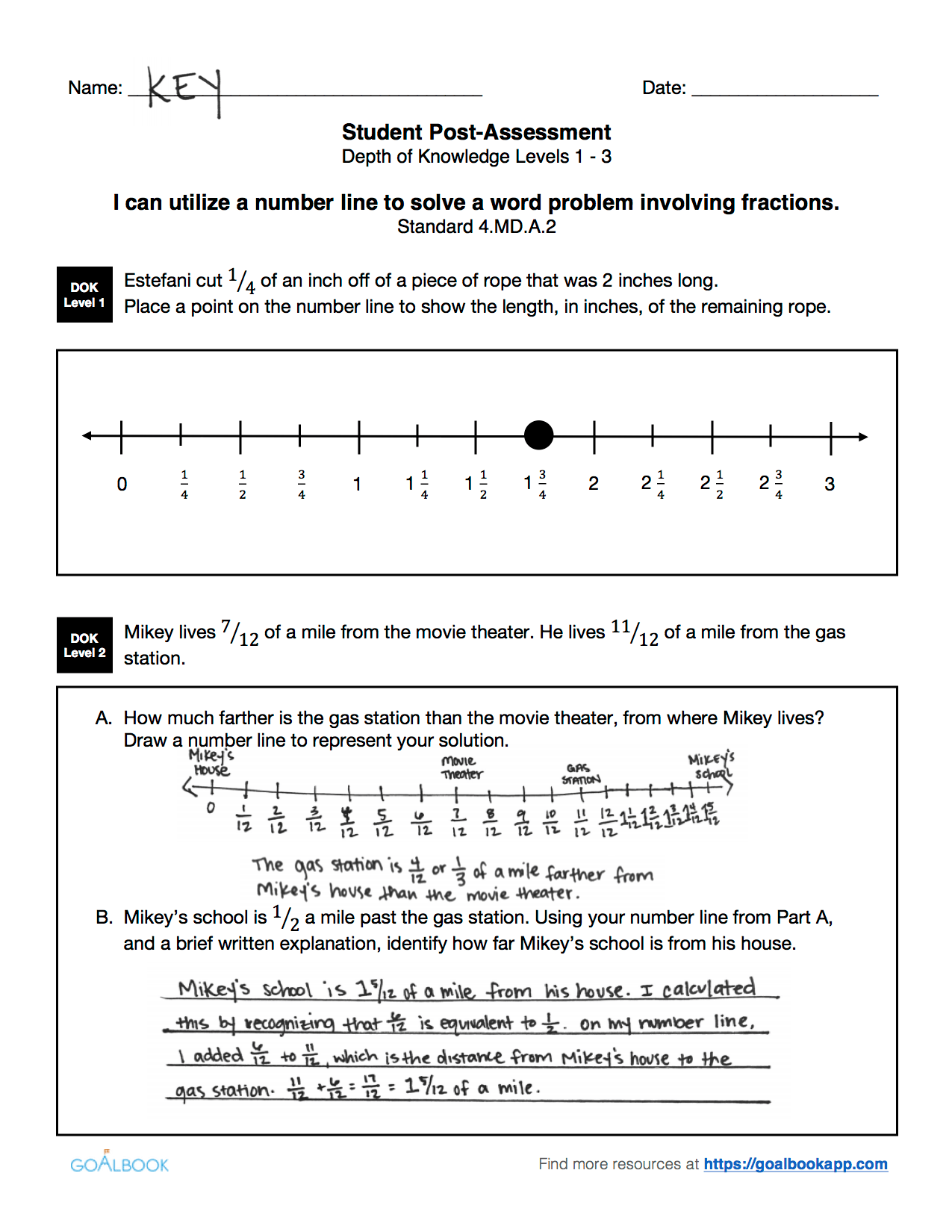 4 Md 2 Word Problems With Measurements