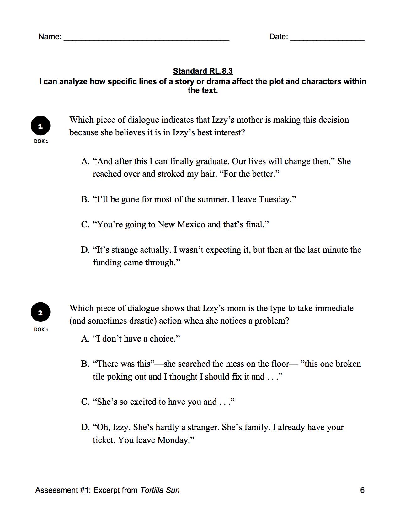 Rl 8 3yze Character Dialogue