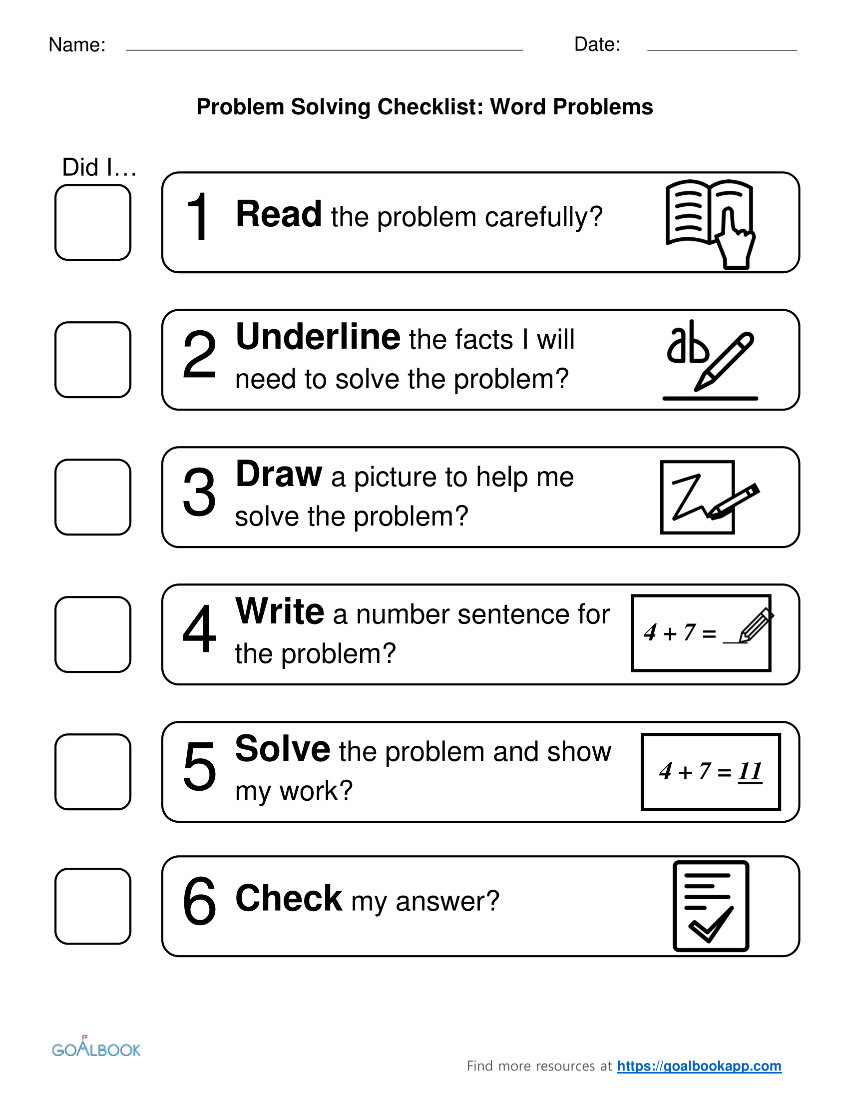 Oa 12 Step Worksheet