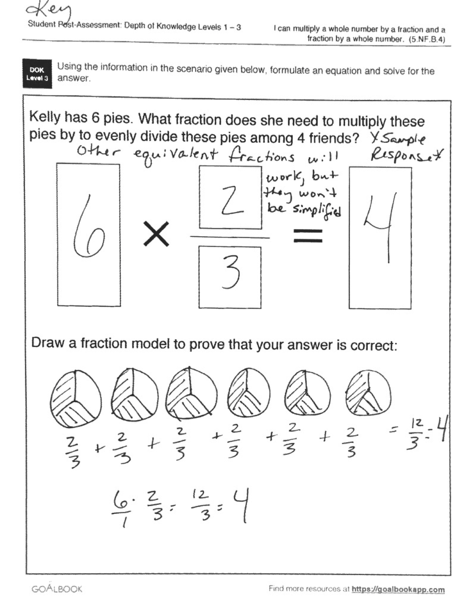 5 Nf 4 Multiplication With Fractions