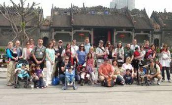America World Adoption China