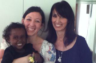 Ethiopia adoption travel 2