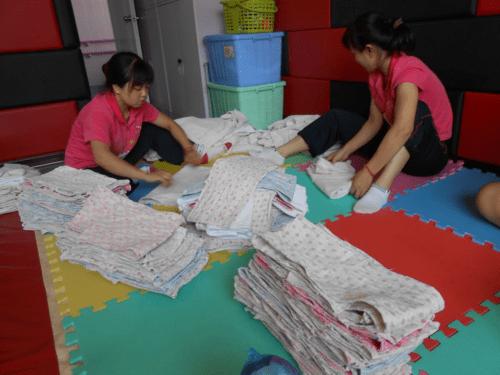 gansu china orphanage trip