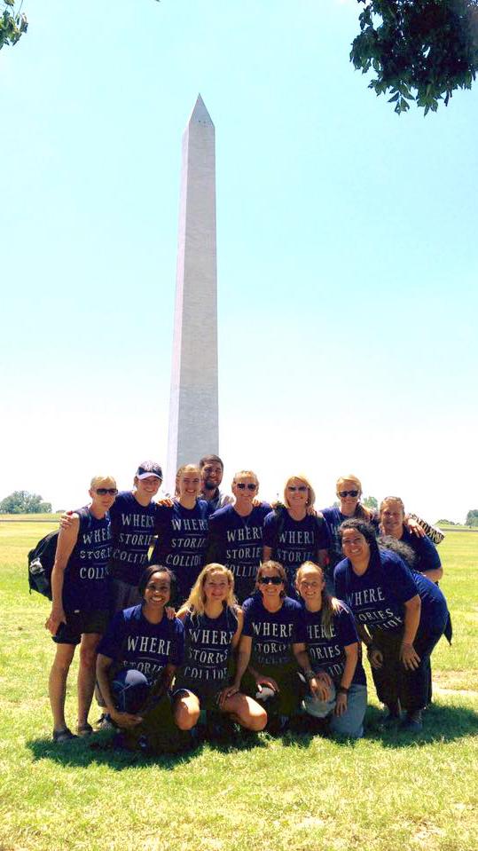 ET Team in DC FB