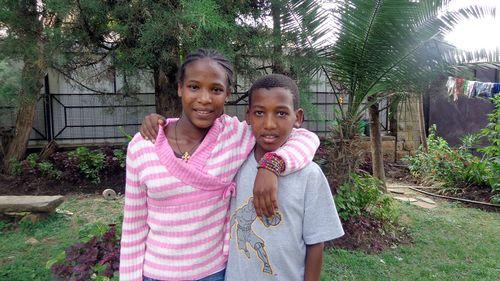 Sandra & Brock