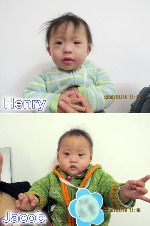Henry and Jacob