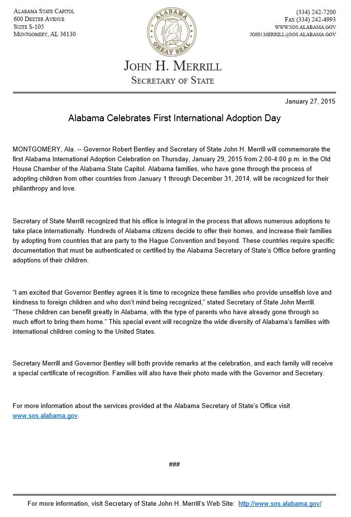 AL Adoption Day
