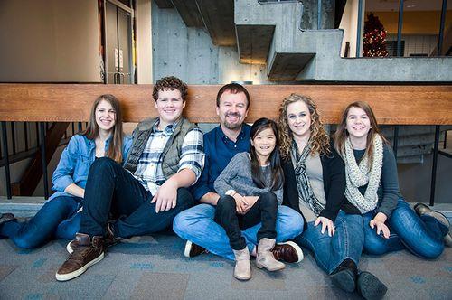 Hall Family small