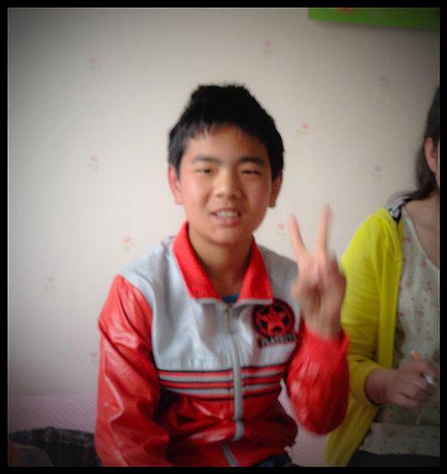 STM Orphaned Boy
