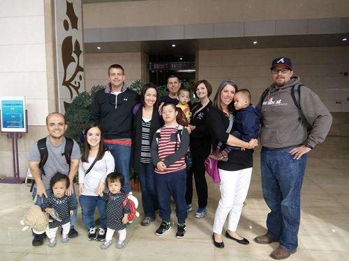 Guangdong Families