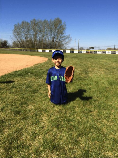 Nathaniel Baseball