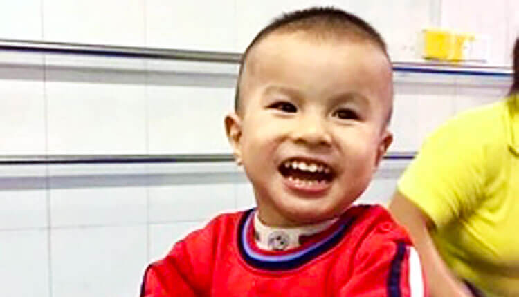"China Waiting Child:  2-Year-Old, ""Thomas"""