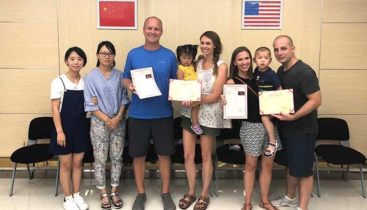 chinese children adoption
