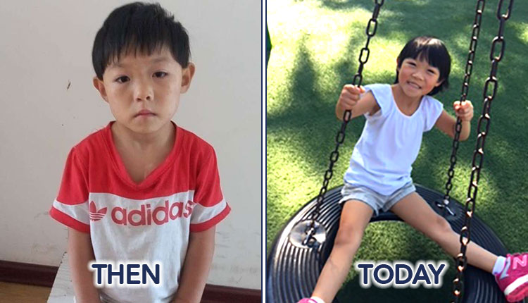 China Adoption stories