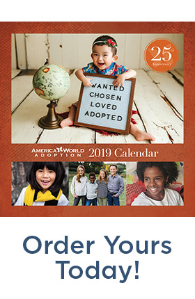 adoption calendar