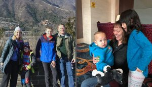 adoptive families home from China