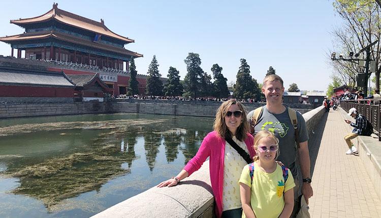 Carl Family China Adoption