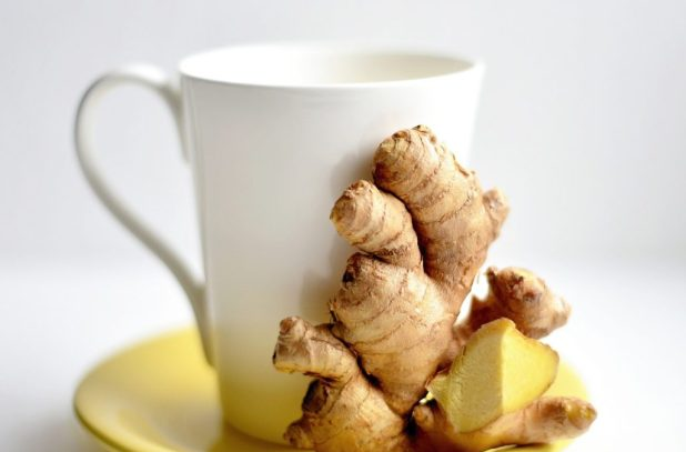 ginger latte recipe