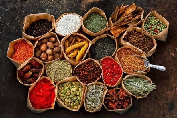 spices for Pitta Vata