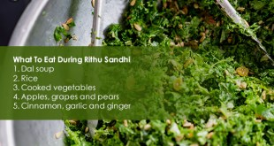 What You Should Really Be Eating During Rithu Sandhi (The Change Of Seasons)