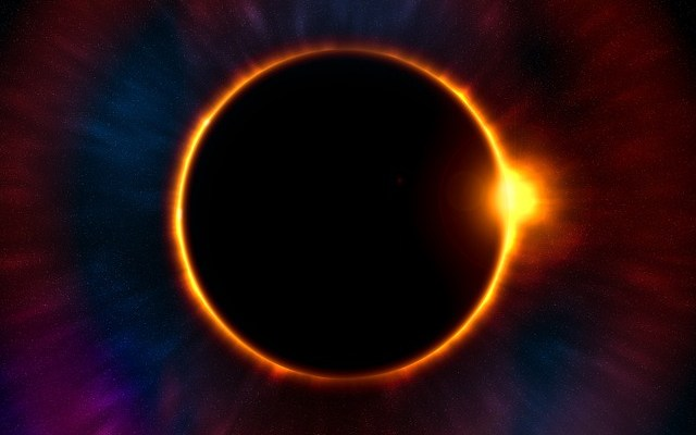 Why Not To Look At The Eclipse