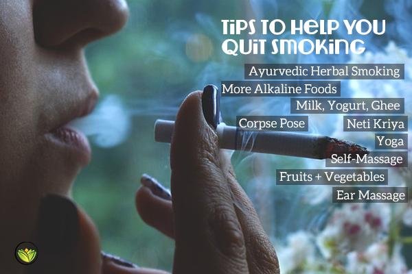 Ayurvedic Herbal Smoking (Dhumpana) + Other Natural Ways To