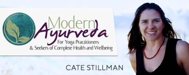 Modern Ayurveda Course by Cate Stillman