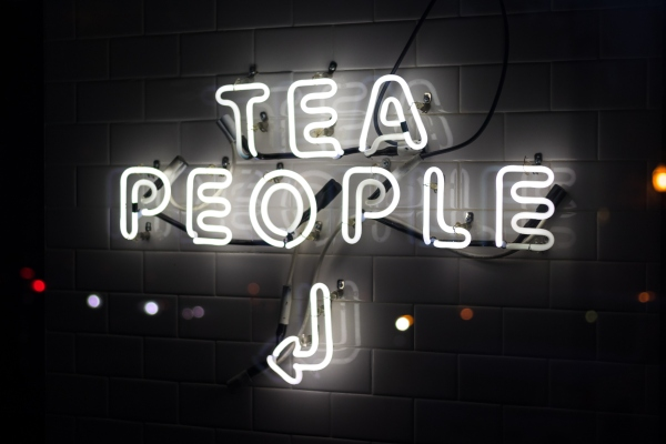 Tea people love ginger water (ginger tea).