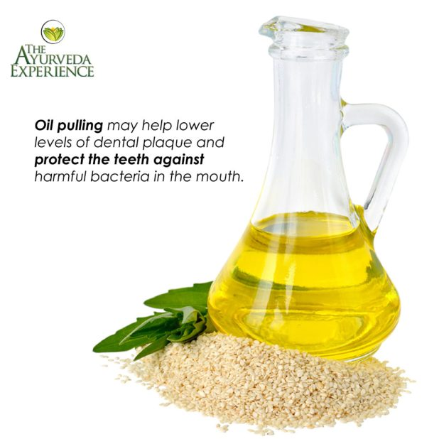 will oil pulling help toothache