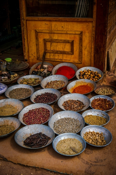 Herbs and spices are part of Ayurvedic medicine (Ayurvedic practitioner, Ayurvedic practitioners).