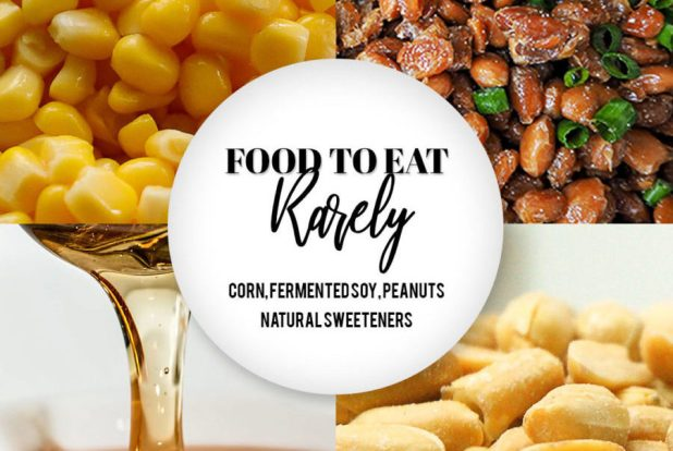 Paleo Diet Foods: What to eat frequently what to eat rarely