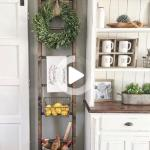30 Farmhouse Kitchen Decor Ideas To Make Your Kitchen Look Warm Welcoming In 2020