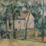 File Paul Cezanne House And Trees Maison Et Arbres Bf89 Barnes Foundation Jpg Wikimedia Commons