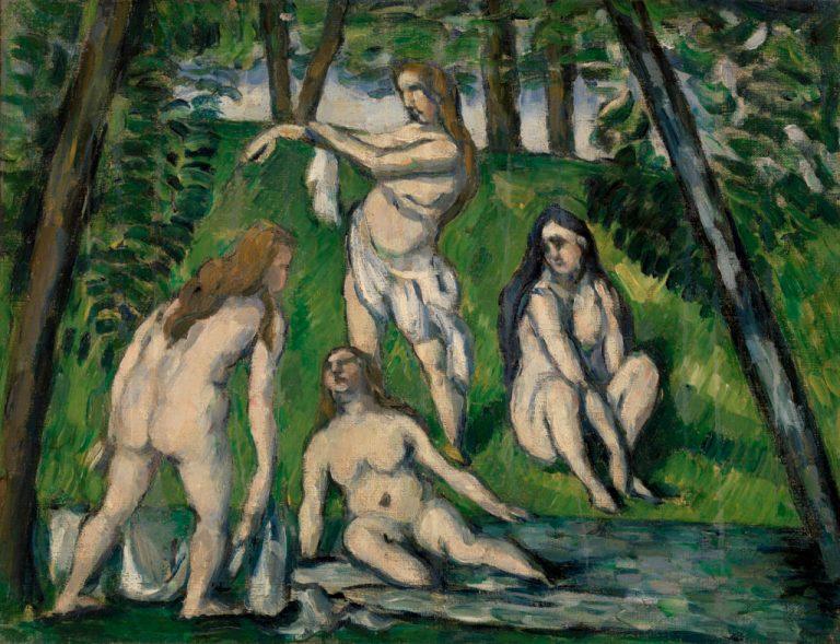 Four Bathers (Quatre baigneuses)