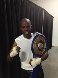 World Boxing Champion