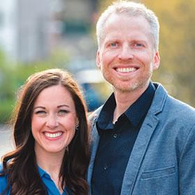 Joel and Nina Schmidgall